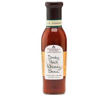 Smoky Peach Whiskey Sauce 330 ml